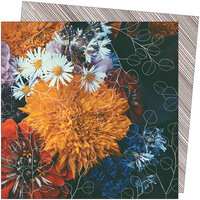 American Crafts - Late Afternoon Collection - 12 x 12 Double Sided Paper - Weather the Storm