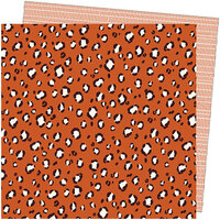 Amy Tangerine - Late Afternoon Collection - 12 x 12 Double Sided Paper - Free Spirit