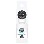 American Crafts - Color Pour Resin Collection - Opaque Dye - White