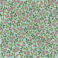 American Crafts - 12 x 12 Single Sided Paper - Berries