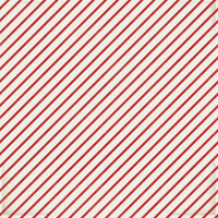 American Crafts - 12 x 12 Single Sided Paper - Candy Stripe