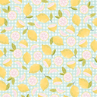American Crafts - 12 x 12 Single Sided Paper - Pink Lemonade