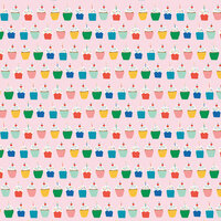 American Crafts - 12 x 12 Single Sided Paper - Hey Cupcake