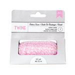 American Crafts - Bakers Twine - Cotton Candy