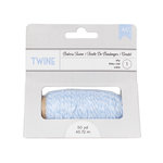 American Crafts - Bakers Twine - Sky
