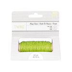 American Crafts - Hemp Twine - Key Lime