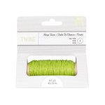 American Crafts - Hemp Twine - Key Lime