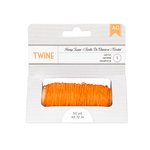 American Crafts - Hemp Twine - Carrot