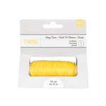 American Crafts - Hemp Twine - Sunflower
