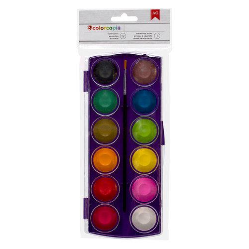 American Crafts - Colorcopia - Watercolor Set