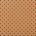 American Crafts - DIY Specialty Paper Collection - 12 x 12 Cork - Polka Dot
