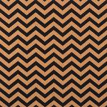 American Crafts - DIY Specialty Paper Collection - 12 x 12 Cork - Chevron