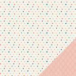Pink Paislee - Solstice Collection - 12 x 12 Double Sided Paper - Bali
