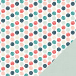 Pink Paislee - Solstice Collection - 12 x 12 Double Sided Paper - Maui
