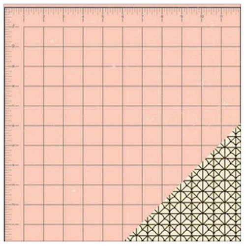 American Crafts - Shimelle Collection - 12 x 12 Double Sided Paper - Resnick