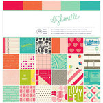 American Crafts - Shimelle Collection - 12 x 12 Paper Pad