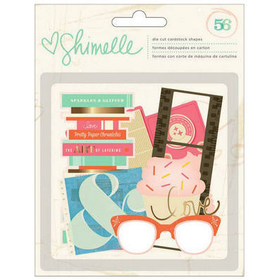 American Crafts - Shimelle Collection - Ephemera Pack