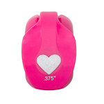 American Crafts - Knock Outs - Mini Punch - Heart - .375 Inch