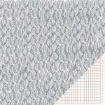 American Crafts - Amy Tangerine Collection - Stitched - 12 x 12 Double Sided Paper - Woodland