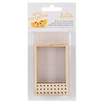 American Crafts - Stitched Collection - Wood Veneer Pieces - Frames