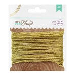 American Crafts - DIY Shop 2 Collection - Decorative Tape - Gold Twine