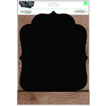 American Crafts - DIY Shop 2 Collection - Chalkboard Placemats - Set of 12