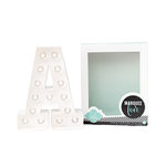 Heidi Swapp - Marquee Love Collection - Marquee Kit - A