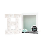 Heidi Swapp - Marquee Love Collection - Marquee Kit - H