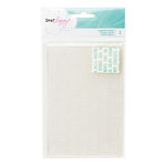 American Crafts - Dear Lizzy Serendipity Collection - Embossing Folder