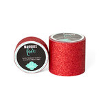 Heidi Swapp - Marquee Love Collection - Glitter Tape - Red - 0.875 Inches Wide