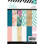 Heidi Swapp - Wanderlust Collection - 5 x 7 Paper Pad
