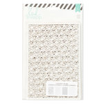 Heidi Swapp - Wanderlust Collection - 5 x 7 Paper Pack - Lace