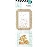 Heidi Swapp - Wanderlust Collection - Shaker Box Sequins