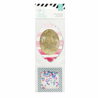 Heidi Swapp - Wanderlust Collection - Shaker Box Glitter