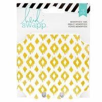 Heidi Swapp - Memorydex - Cards - Gold Foil
