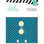 Heidi Swapp - Wanderlust Collection - Memorydex - Cards - Envelopes