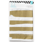Heidi Swapp - Wanderlust Collection - Journal Book Cover - Printed Canvas