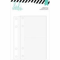 Heidi Swapp - Wanderlust Collection - 5 x 7 Memory Binder - Assorted Page Protectors
