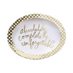 Heidi Swapp - Wanderlust Collection - Keepsake Album - Dot Oval - 6.75 x 5.25