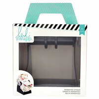 Heidi Swapp - Memorydex - Holder - Rolodex Spinner - Black