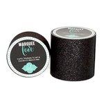 Heidi Swapp - Marquee Love Collection - Glitter Tape - Black - 2 Inches Wide