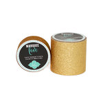 Heidi Swapp - Marquee Love Collection - Glitter Tape - Gold - 0.875 Inches Wide