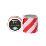 Heidi Swapp - Marquee Love Collection - Washi Tape - Red Stripe - 0.875 Inches Wide