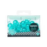 Heidi Swapp - Marquee Love Collection - Extra Bulb Caps - Medium - Mint