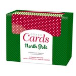 American Crafts - Christmas - Boxed Card Set - North Pole
