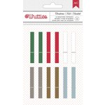 American Crafts - Christmas - Clothespins - Basics