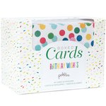 Pebbles - Boxed Card Set - Birthday Wishes