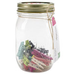 American Crafts - DIY Shop Collection - Mason Jars - Clothespins