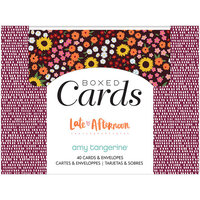 American Crafts - Late Afternoon Collection - Boxed Cards