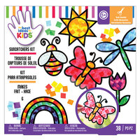 American Crafts - Best Ideas For Kids Collection - Craft Kits - Suncatchers